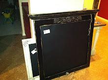 XL magnetic/chalkboard SOLD