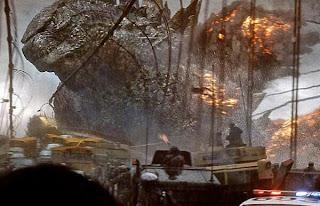 Gambar Film Godzilla 2014 Terbaru New Gojira