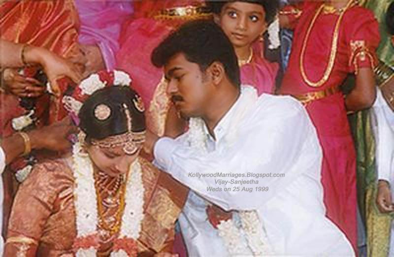 Marriage Photos Of Vijay