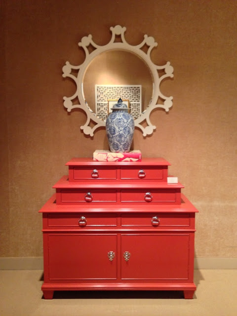 chinoiserie chic saturday inspiration diy coral navy