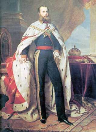 Maximiliano de habsburgo emperador de mexico