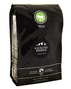 Kicking Horse Coffee: Whole Bean Coffee 2.2 Pound Bag