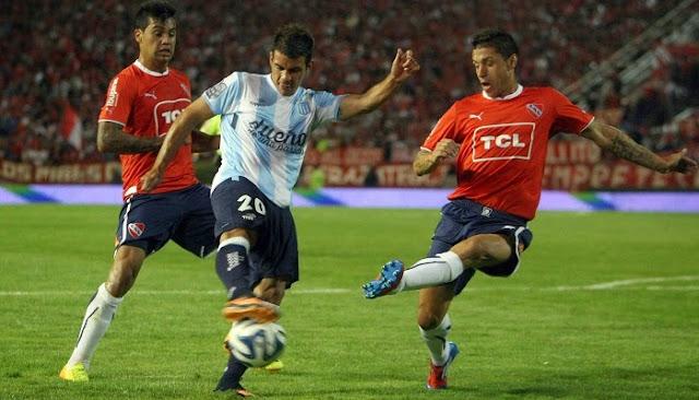 Racing Club vs Independiente en vivo