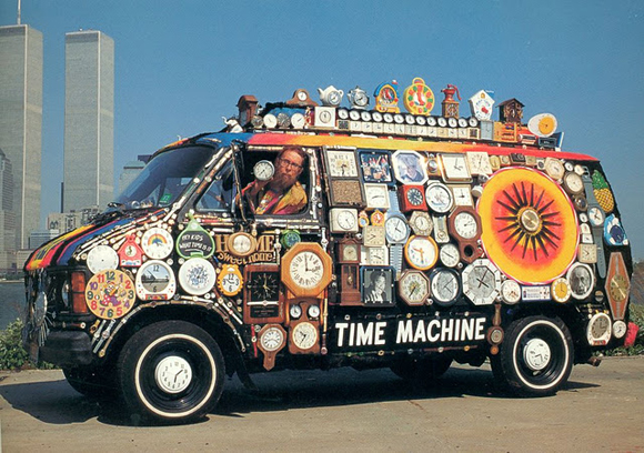Hoop TIME MACHINE 2000 Art Van