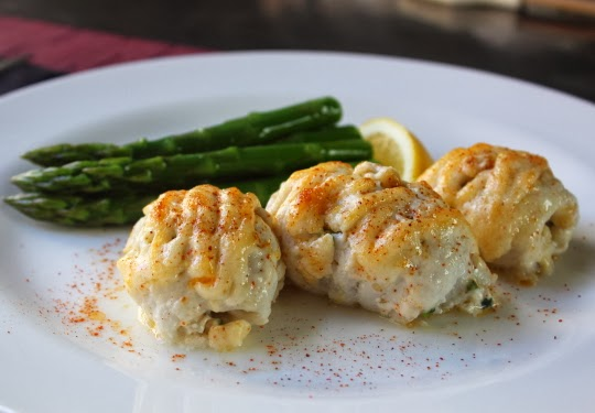 Food Wishes Video Recipes: Crab-Stuffed Sole – Rolling in Excitement
