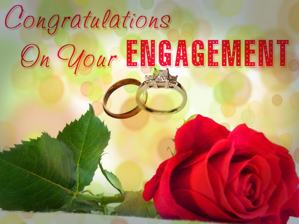 Download Congra... Happy Engagement Wallpapers