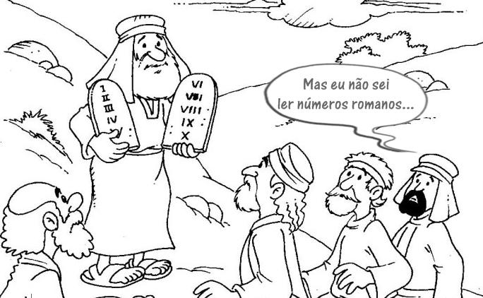 Os dez mandamentos para professores