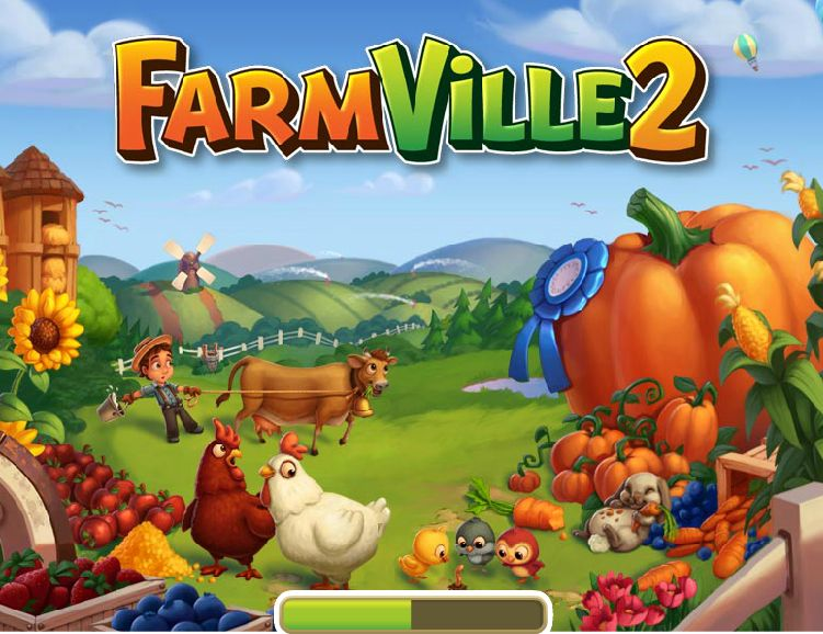 Farmville ภ�... Zynga Games Farmville 2 Facebook