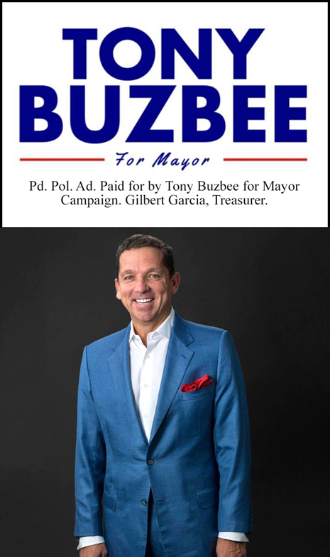 Attorney Tony Buzbee