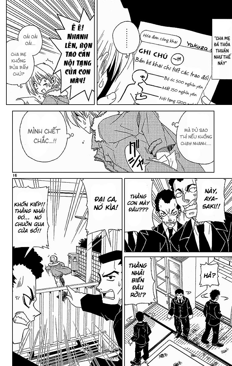 Hayate No Gotoku! trang 19