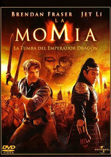La momia 3: La tumba del emperador