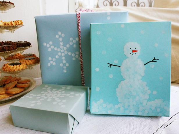 Home Design Gift Ideas: 12 More Creative Gift-wrap Ideas For ChristmasInterior