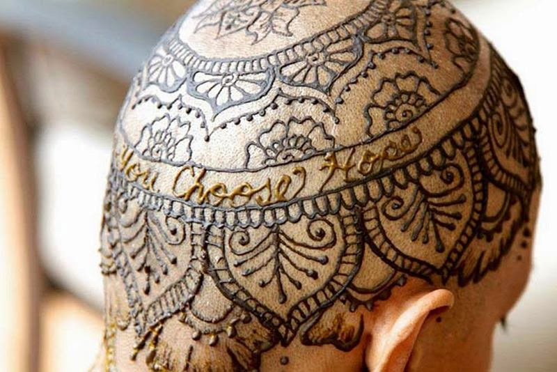 Henna Tattoo Crowns Art