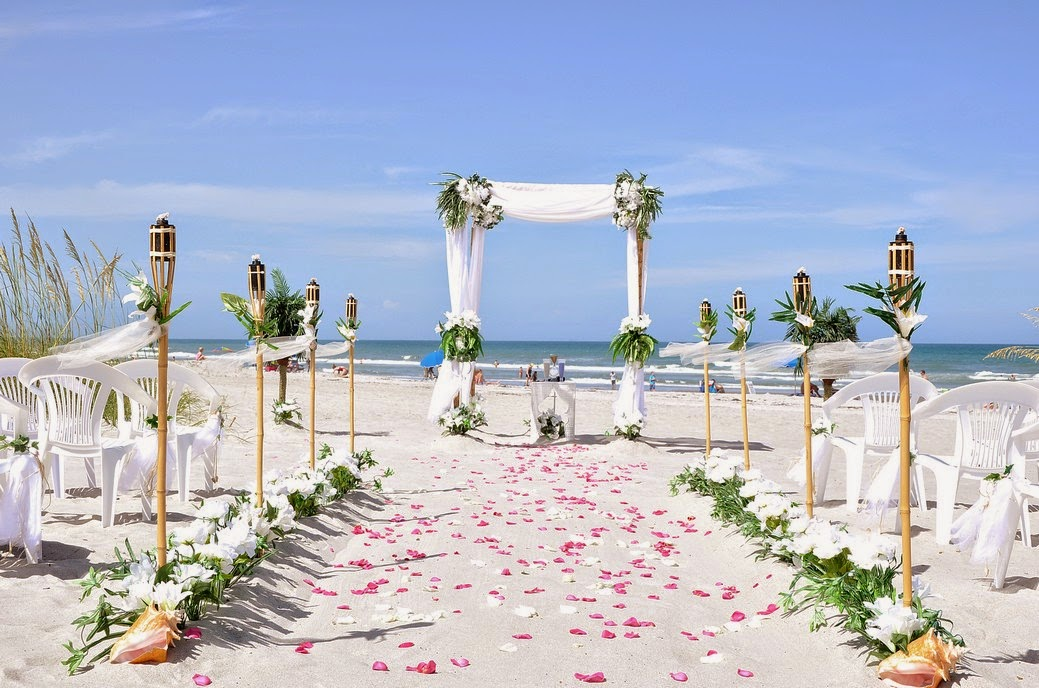 Wedding destinations according to sun sign top best for Best place for wedding