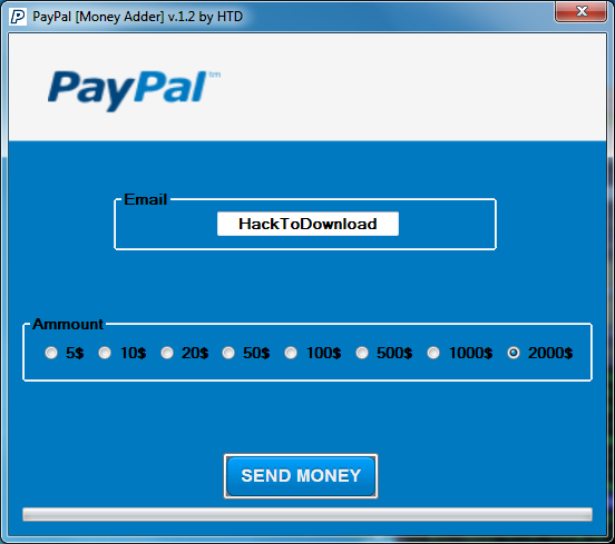 how to use paypal money