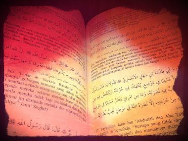 IQRA' (READ) bacalah dengan pena