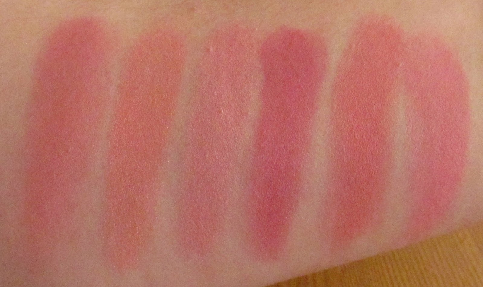 MAC Powder Blushes- my collection, review and swatches ...