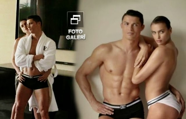 """""""Ladies love to see it bulge from Cristiano Ronaldo s CR7 underwear. So if  you want to turn-on your girl friend or wife this Valentine s day. 18a3bdc05"""