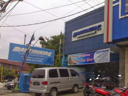 Martinizing Dry Cleaning Majapahit