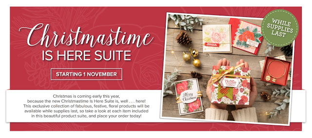 Christmastime Is Here Product Suite!