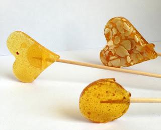 DIY Lolipop şeker yapımı