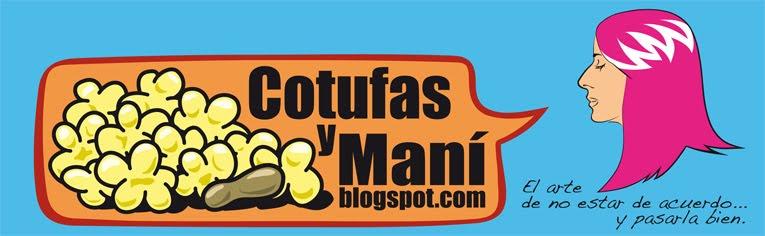 Cotufas y Maní