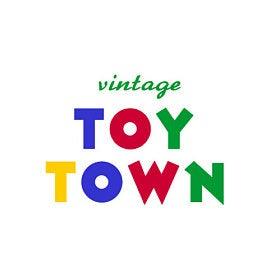 Vintage Toy Town