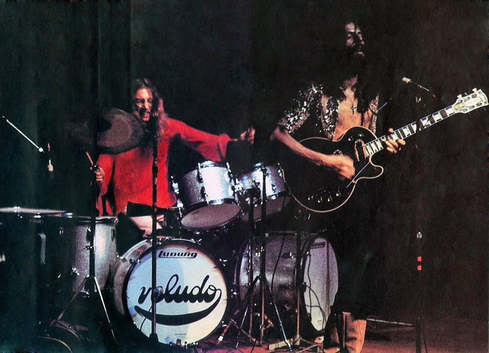 Veludo (Gustavo Schroeter & Paul de Castro 1974-1975)