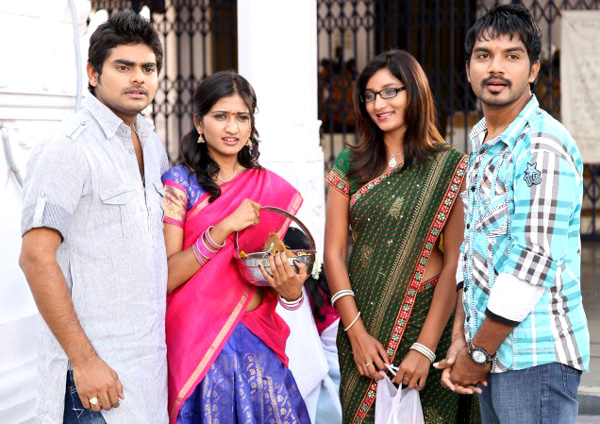 kothoka vintha telugu movie stills