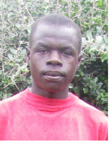 Erick - Uganda, Age 17