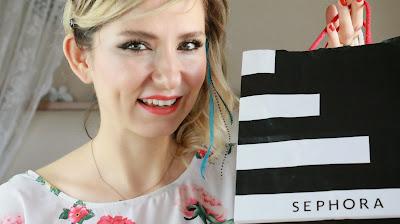 ALIŞVERİŞ, mac, ELCA, Urban Decay, flormar, youtube videoları, makyaj alışverişi - kozmetik bloğu - makyaj blogları -