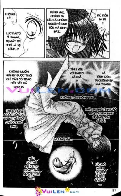 Viên Ngọc Nàng Tiên Cá Chapter 6 - Trang 91