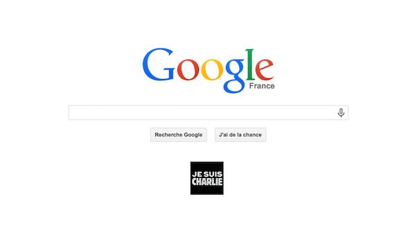 جوجل تدعم شارلي إيبدو بـ 250.000 أورو
