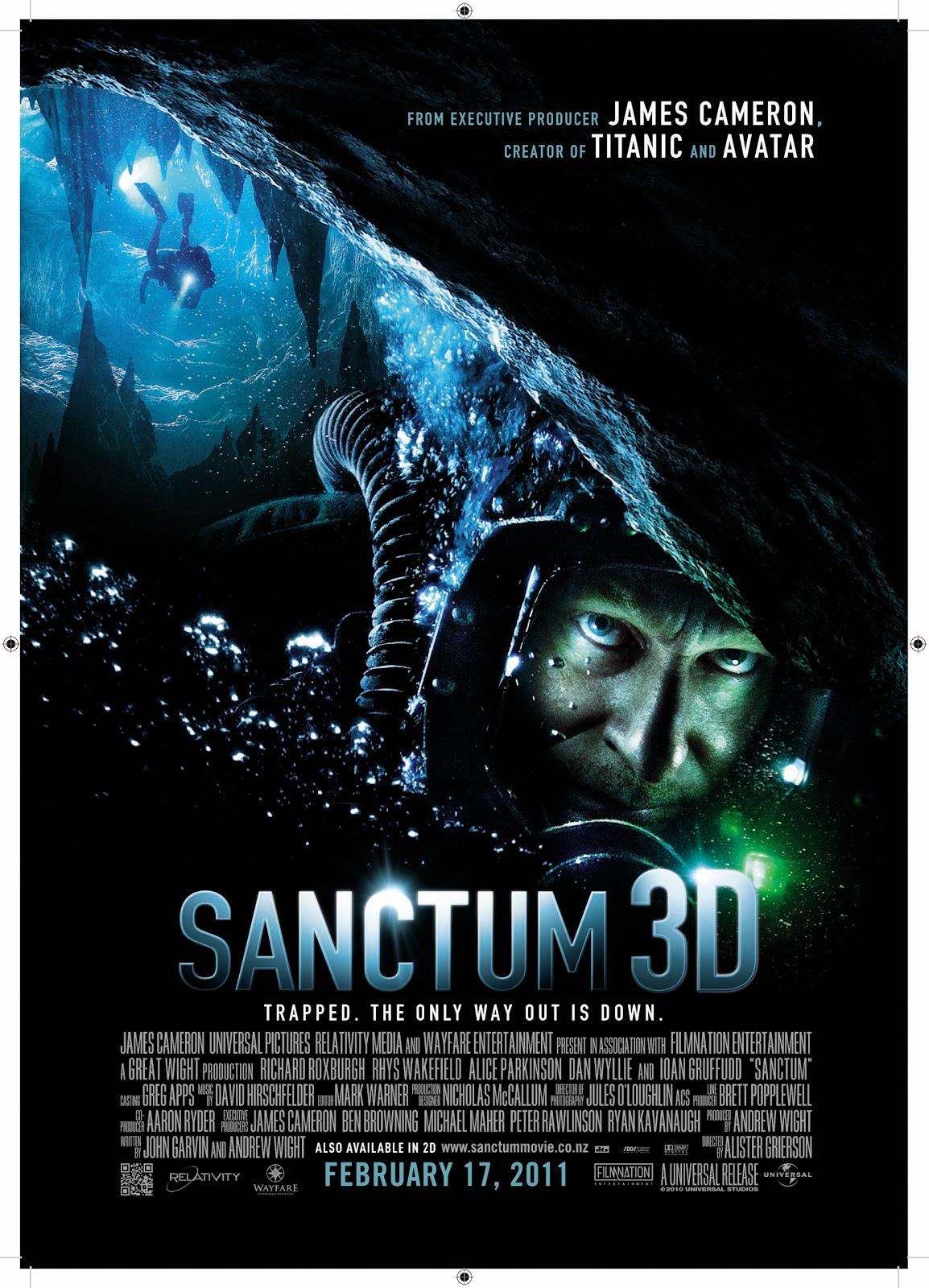 sanctum movie review review entertainment articles sanctum movie cachedsanctum all over the end of cave more claustrophobic the culture movies sanctum movie review cachedfeb