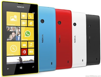 Harga Nokia Lumia 720