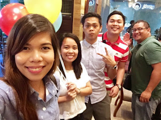 Birthday Party at Bigby's, James Tubeo, Bigby's Cebu, Kristina Blanco, Birthday party in Cebu