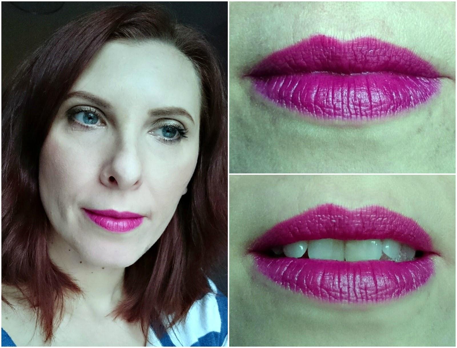 Milani Colour Statement Lipstick in Sangria