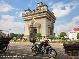 Laos Ride 2012
