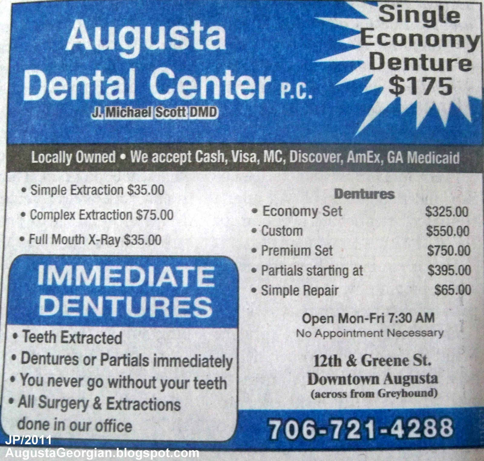 Results 1 - 30 of 337  337 listings of Dental Clinics in Augusta on YP.com. Find reviews, directions &   phone numbers for the best dental clinics in Augusta, GA.