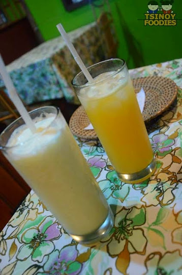 papaya kalamansi juice apple orange