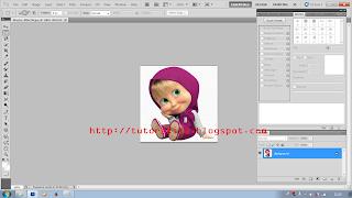 Memperbesar Ukuran Gambar menggunakan Adobe Photoshop