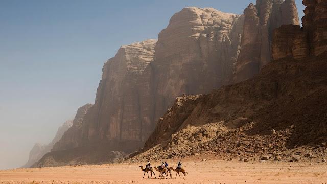 Gurun Wadi Rum