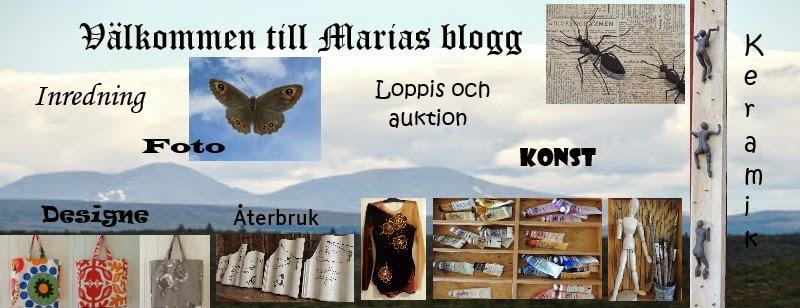 Marias blogg