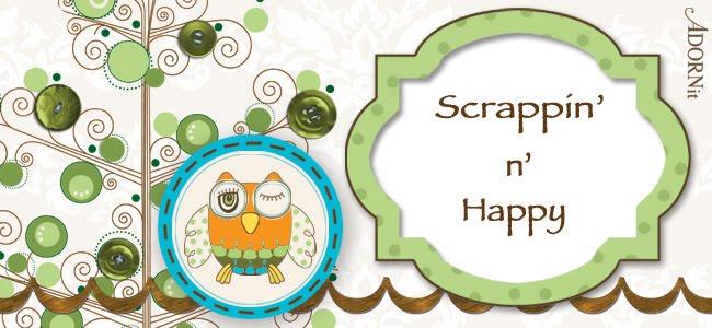 Scrappin'n'Happy