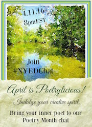 April is Poetrylicious
