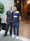Con Lukas Tobler Barcelona 2012
