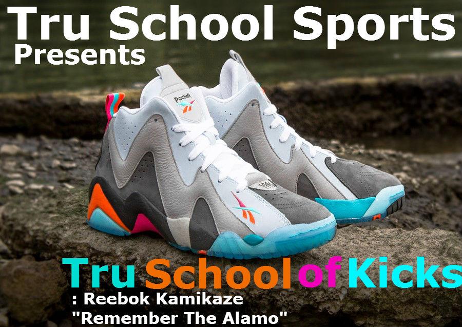 5c0f1afc484c36 Tru School Sports  Tru School Of Kicks  Reebok Kamikaze