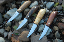 The MaChris Bushcraft and Carving knife.