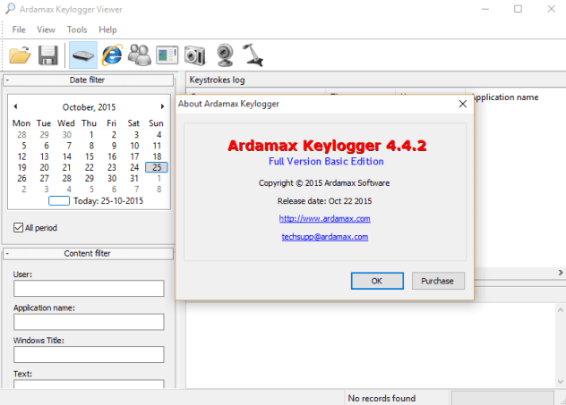 ardamax keylogger 4.6 with crack