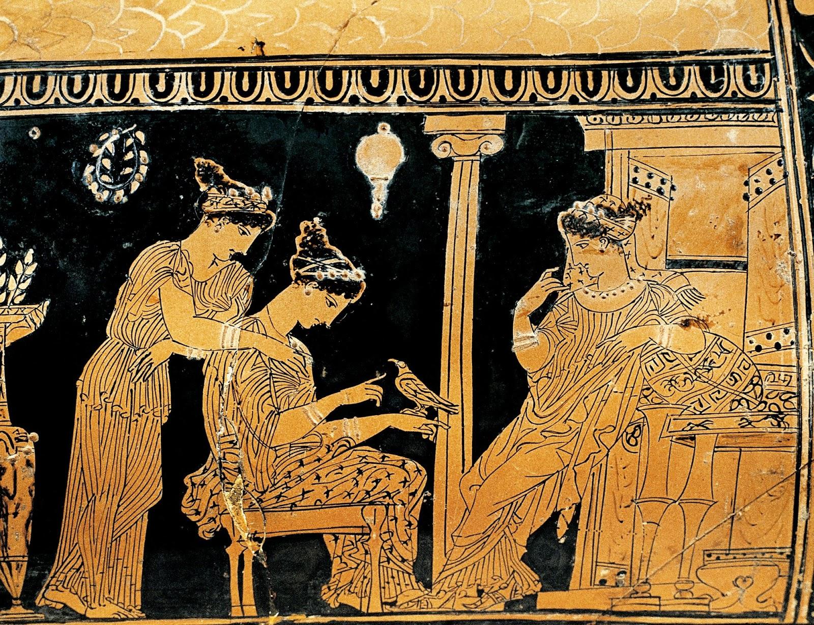 Decoracion griega clasica - Decoracion griega ...